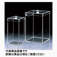 サンプラテック 角型標本瓶 60L  02317 1個 (直送品)
