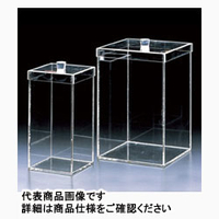 サンプラテック 角型標本瓶 15L  02314 1個 (直送品)