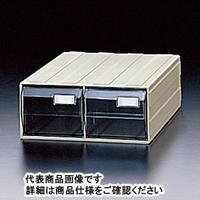 サンプラテック カセッターB5型 B5ー242W横仕切  03097 1セット(10個:1個×10) (直送品)
