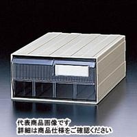 サンプラテック カセッターA4型 A4ー241横仕切  03108 1セット(5個:1個×5) (直送品)