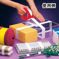 サンプラテック ふしぎテープ スペアテープ、規格:MC18Wー35、仕様:幅18mm×35m巻 5個 17601 1組(5個) (直送品)
