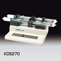 サンプラテック マイクロシリンジポンプ KDS270 連続サイクル  25114 1台 (直送品)