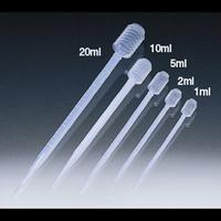 サンプラテック サンプラ ベローズピペット 20mL 5本入  01184 1組 (直送品)