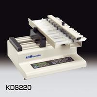 サンプラテック マイクロシリンジポンプ KDS220 マルチ注入  25110 1台 (直送品)
