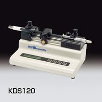 サンプラテック マイクロシリンジポンプ KDS120 プッシュ・プル 25107 1台 (直送品)