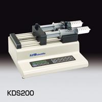 サンプラテック マイクロシリンジポンプ KDS200 ダブル注入  25108 1台 (直送品)
