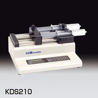 サンプラテック マイクロシリンジポンプ KDS210 ダブル注入/吸引 25109 1台 (直送品)
