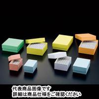 サンプラテック ストック サンプル保存用ボックス) ストックエル 12 6色×2 個 26216 1組 (直送品)