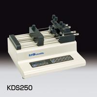 サンプラテック マイクロシリンジポンプ KDS250 マイクロダイアリシス 25112 1台 (直送品)