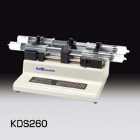 サンプラテック マイクロシリンジポンプ KDS260 プッシュ・プル 25113 1台 (直送品)