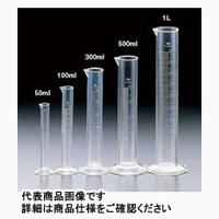 サンプラテック サンプラ ケミカルメスシリンダー 300mL  01006 1本 (直送品)
