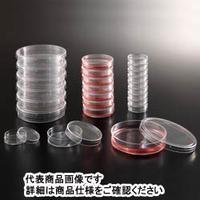 サンプラテック 細胞培養用ディッシュ TCDー60N 20枚×25袋 26501 1箱 (直送品)