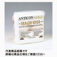 サンプラテック アンティコン 9×9FP、ゴールド 75枚×2袋入  15623 1組 (直送品)