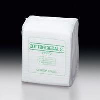 サンプラテック コットンシーガル Sサイドイン 3000枚 100枚×30袋 <クリーンルーム用ワイパー> 05712 1箱 (直送品)