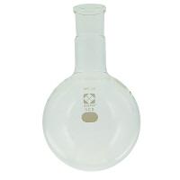 柴田科学 大型ソックスレー抽出装置ガラス部 丸底フラスコ SPC29、2L 030100-292 1個 (直送品)