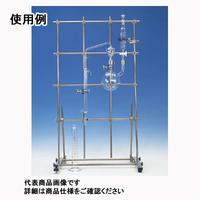 柴田科学 シアンイオン蒸留装置 ガラス部のみ  081150-11 1個 (直送品)