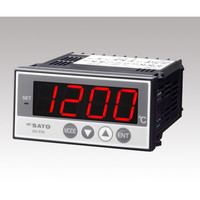 佐藤計量器製作所 デジタル温度表示器 SK-EM-01 1個 1-1877-11 (直送品)