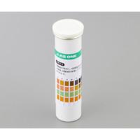 アズワン pH試験紙 アルミニウム 14.0 ボトル 1箱(150枚) 1-1262-01 (直送品)