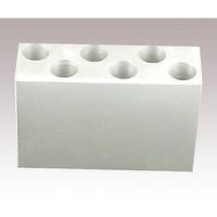 アズワン ドライバス・インキュベーター用 ブロック 15mLチューブ 6本用 1個 1-2921-14 (直送品)