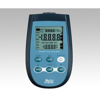 アズワン 温湿度計 本体 1台 1-3447-02 (直送品)