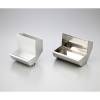 アズワン 給餌箱 ステンレス(SUS304) 115×125×125mm 1個 1-3355-17 (直送品)