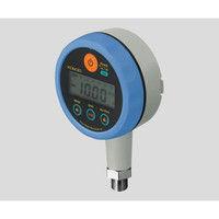 アズワン 高精度デジタル圧力計 KDM30-1MPaG-E-BL 1個 1-3558-02 (直送品)