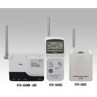 ティアンドデイ(T&D) おんどとりシリーズ ワイヤレスデータロガー(無線式ポータブルデータコレクター)RTR-500DC 1-3528-01 (直送品)