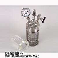 アズワン 加圧反応ガラス容器ミニクレーブ100ml 1-6929-01 1式 1-6929-01 (直送品)