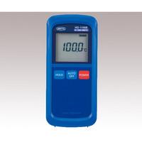 安立計器 ハンディタイプ温度計 ベーシック 1台 2-1082-02 (直送品)