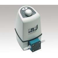 ケー・エヌ・エフ ダイヤフラム式送液ポンプ 1300mL/min NF100KT18S 1台 1-9888-05 (直送品)