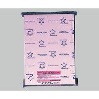 アズワン クリーンルーム用無塵紙A4 ピンク 1袋(250枚) 6-8240-32 (直送品)