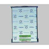 アズワン クリーンルーム用無塵紙A4 グリーン 1袋(250枚) 6-8240-34 (直送品)