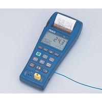 イチネンTASCO デジタルレコード温度計 TA410EA 1台 1-9111-01 (直送品)