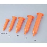 武蔵エンジニアリング ディスペンサー用シリンジ UV硬化性材料用 10mL 1箱(50本) 6-7395-16 (直送品)