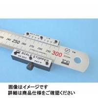 東栄工業 直尺 スケールストッパー スケール付き 1m SS1000 1本 (直送品)