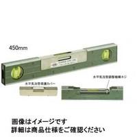 アカツキ製作所 調整付精密アルミレベル Lー150AJII 600ミリ L-150AJ2600MM 1本 (直送品)