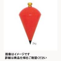 アカツキ製作所 カラー鉄下ゲ振 PBー16 6kg  PB-166K 1個 (直送品)
