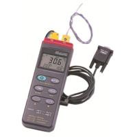 マザーツール デジタルデータロガ温度計 2点式  MT-306 1台 (直送品)