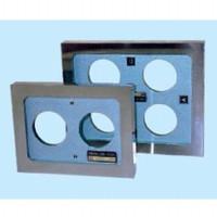 大菱計器製作所 超精密スチール製マスターアングル 200 200×150×25 200200X150X25 1台 (直送品)