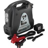 esco(エスコ) AC100V/120W・DC12V/12Aポータブル電源 EA812HB-2A 1個 (直送品)