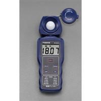 esco(エスコ) デジタル照度計 EA712A-18 1台 (直送品)