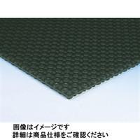 コクゴ フリックマット40° 7t×300×300  1枚 105-00301 (直送品)