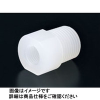 コクゴ PP製切削樹脂配管部品 異径ブッシュ BZ03ー02M 5ヶ入 1袋 103-75906 (直送品)