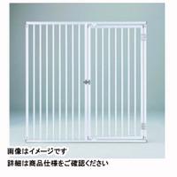 長谷川工業 ペット用扉付サークル TFDー1212D 開閉口付  TFD-1212D 1台 (直送品)