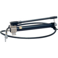 泉精器製作所 手動式油圧ポンプホース2m付 HP700A 1台 395-2258 (直送品)