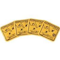 トラスコ中山(TRUSCO) スパークガードマグネット50 (4枚入) TSGM-K50D 1パック(4枚) 402-6713 (直送品)
