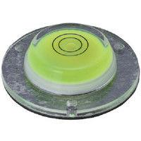 エビス エビスダイヤモンド 磁石付丸型レベル ED-CIM 1個 410-5435 (直送品)