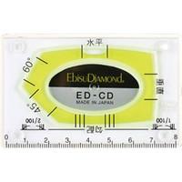 エビス エビスダイヤモンド カードレベル ED-CD 1枚 410-5397 (直送品)