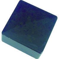 エクシールコーポレーション 防振・緩衝ブロック ゲルダンパー 黒 50X50mm 15-50 1個 410-5923 (直送品)