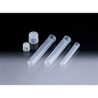 サンプラテック(SANPLATEC) エコノプラスチック試験管 5ml (500本入) 26471 1箱(500本) 418-2278 (直送品)